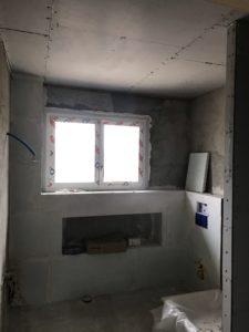 Travaux de menuiserie: Transformation d'un grenier en appartement